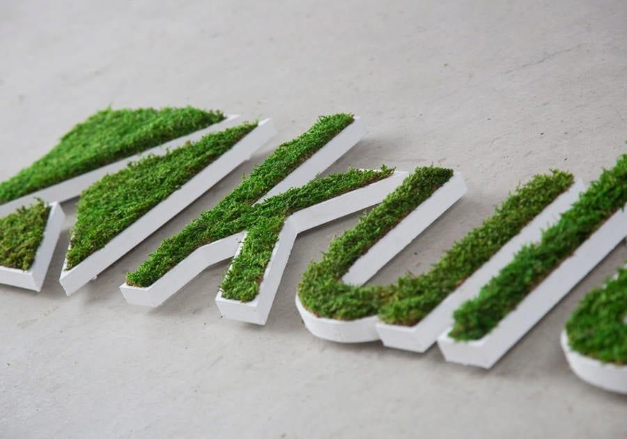 logo végétale