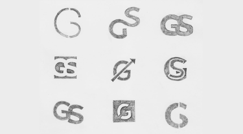 Esquisse logo Graphicstyle