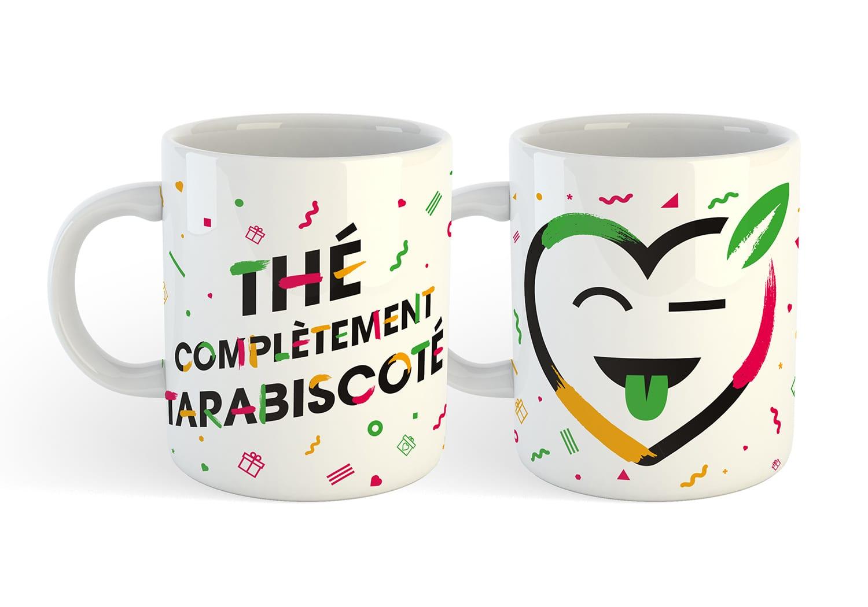 mug personnalisée
