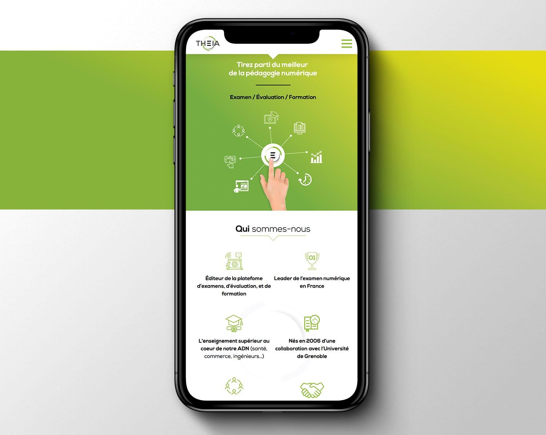 développement mobile grenoble lyon