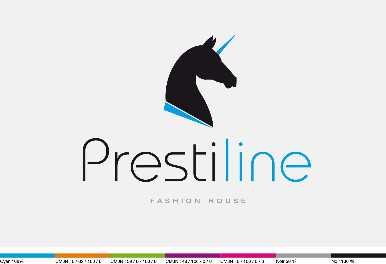création logo mode