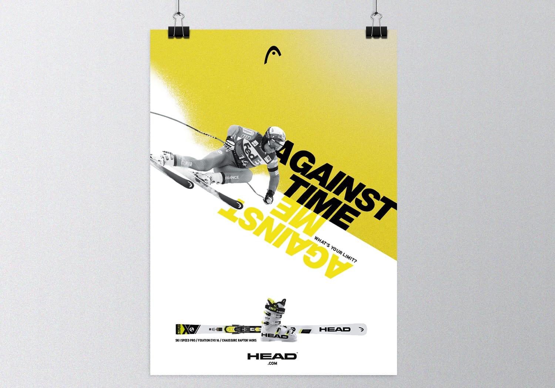 création poster