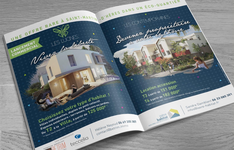 publicite immobilier