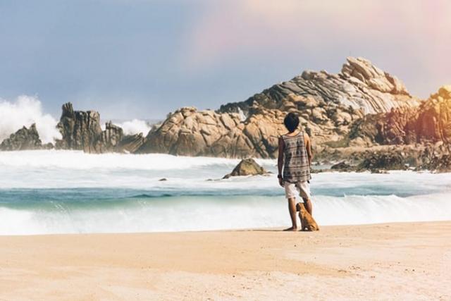 photo océan plage