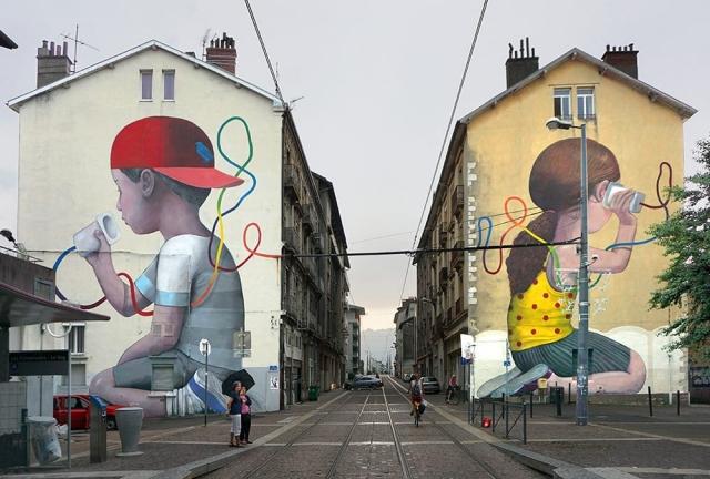 street-art grenoble