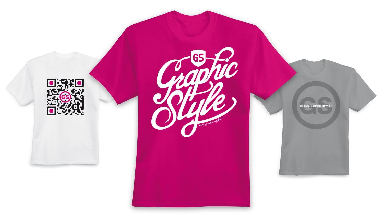 design t-shirt professionnel