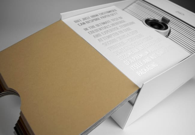 Packaging créatif