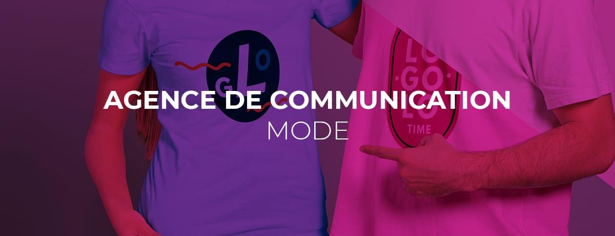 Agence de communication mode