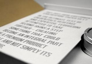 packaging détail
