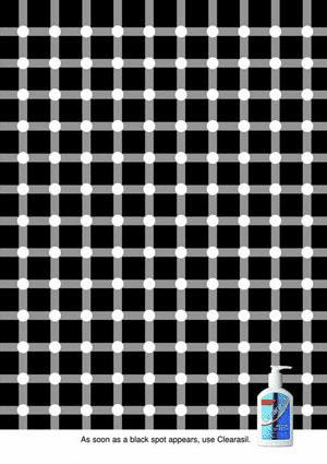 pub illusion d'optique