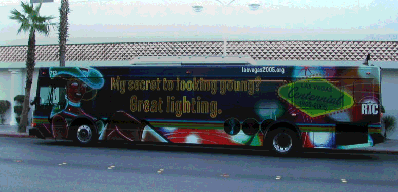 décoration bus