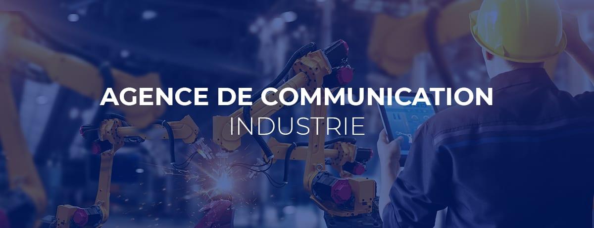 Agence de communication industrie