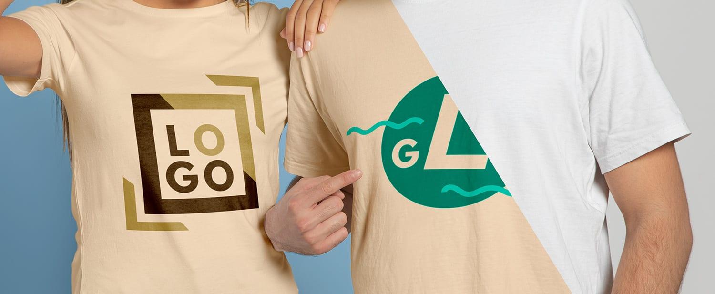 creation logo t-shirt
