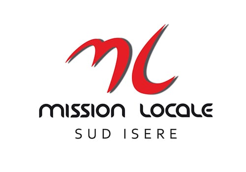 logo mission locale sud Isere