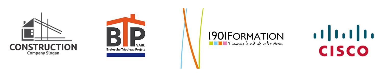 logo ligne verticale