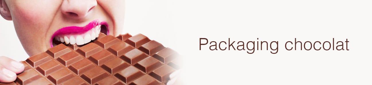 packaging chocolat