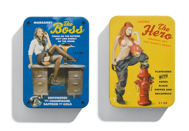 packaging chocolat design