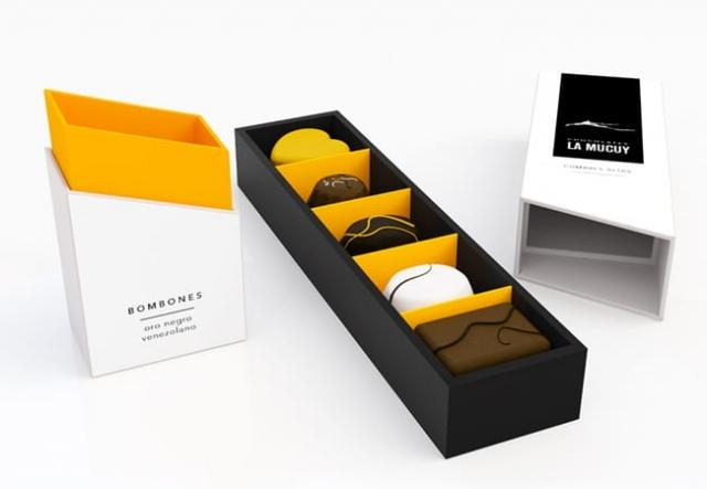 packaging chocolat coffret