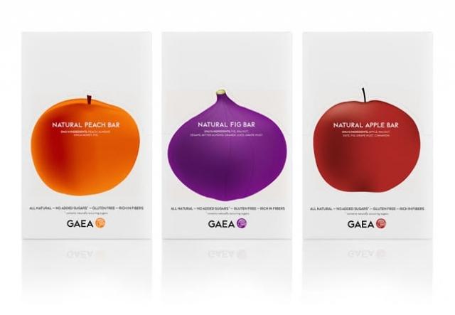 packaging chocolat fruits