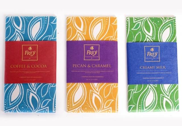 packaging chocolat motifs
