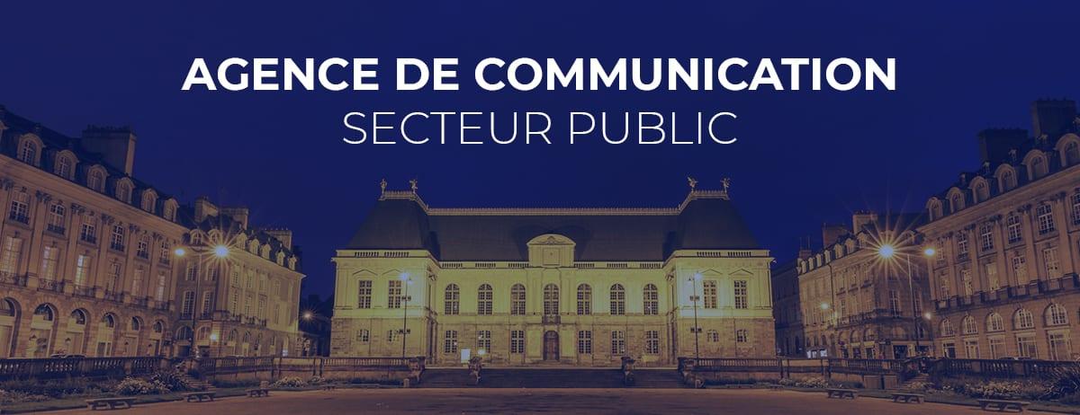 agence de communication public
