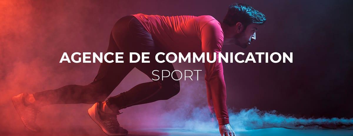 agence de communication sport