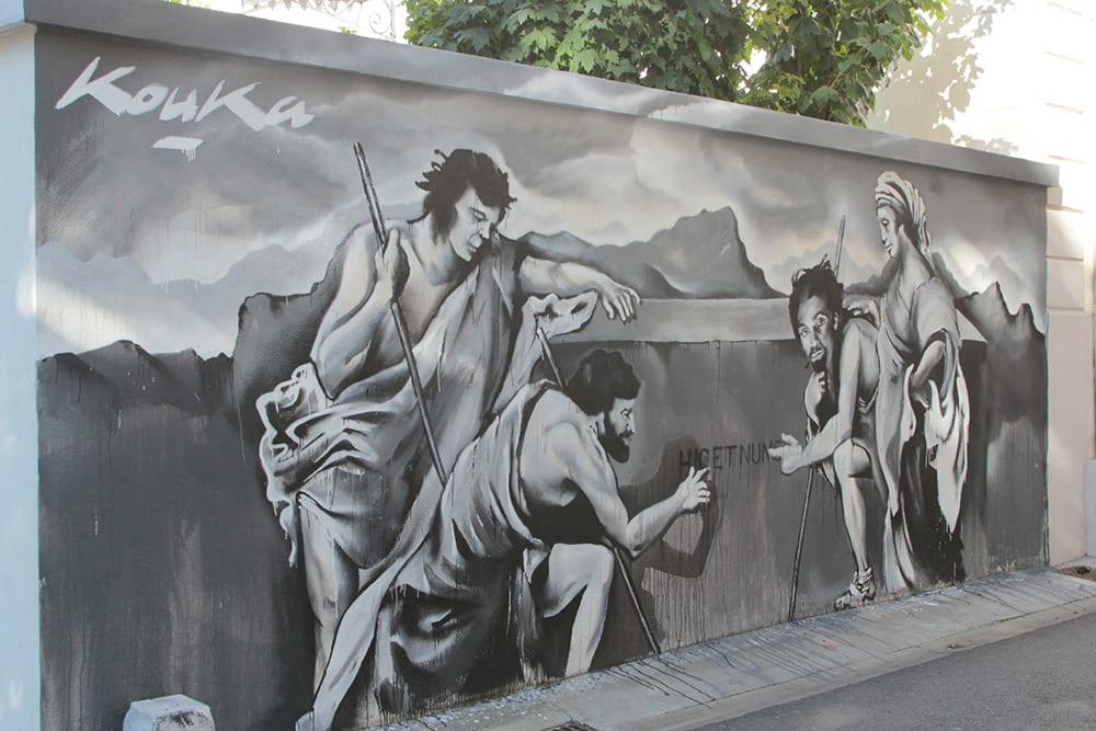 fresque artiste grenoble